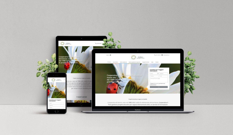 Cooperativa Il Fiore - Nuovo sito